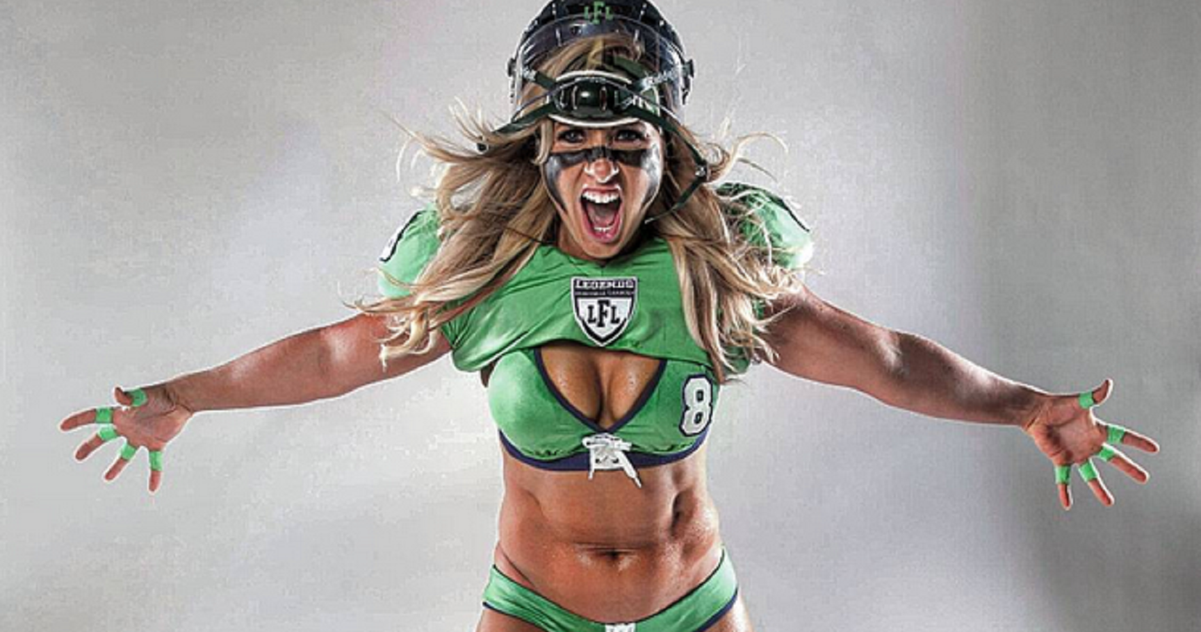 Lingerie Football Players 109