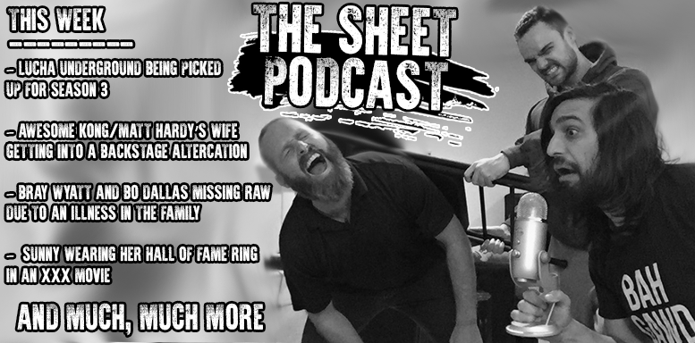 sheet podcast episode 16 ryan satin kevin silva elijah bates wrestling