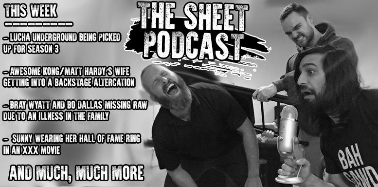 sheet podcast episode 16 ryan satin kevin silva elijah bates wrestling