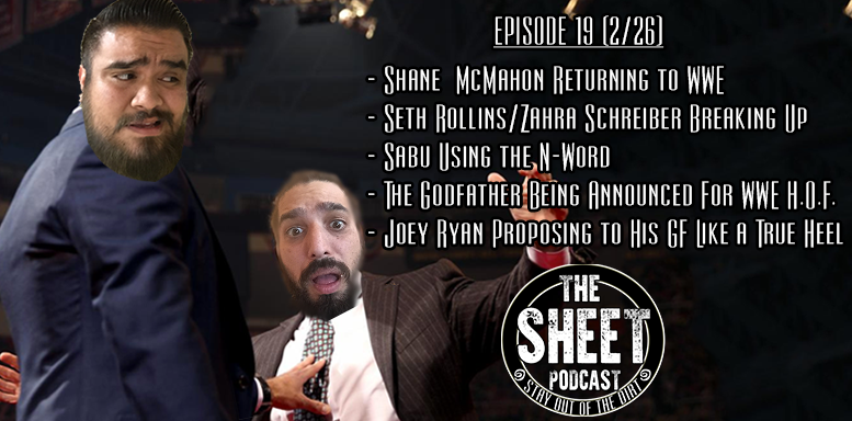 sheet podcast episode 19 ryan satin kevin silva elijah bates