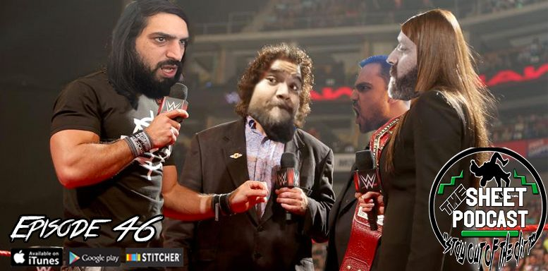 BOLA sheet podcast wrestling audio ryan satin jamie iovine elijah bates kevin silva