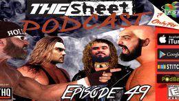 noble sheet podcast ep 49 ryan satin jamie iovine kevin silva elijah bates wrestling podcast