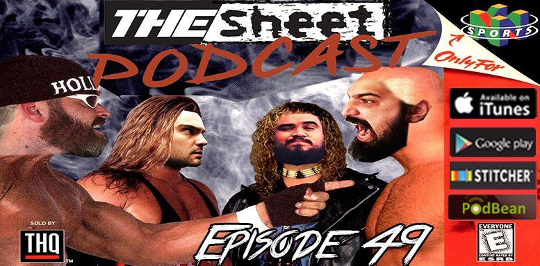 noble sheet podcast ep 49 ryan satin jamie iovine kevin silva elijah bates wrestling podcast