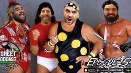 Episode 54 sheet podcast ryan satin elijah bates kevin silva jamie iovine pro wrestling