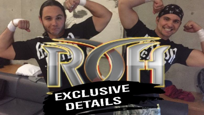 young bucks roh contract details