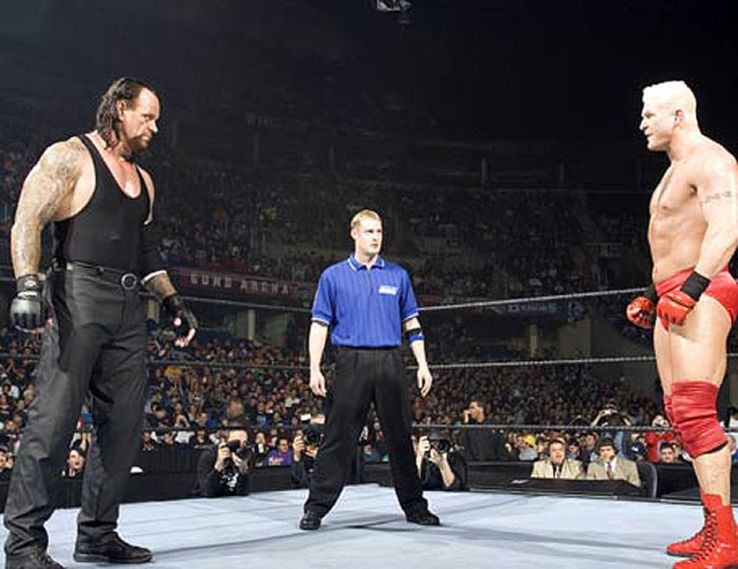 The 15 Stupidest Things The Undertaker Has Ever Done