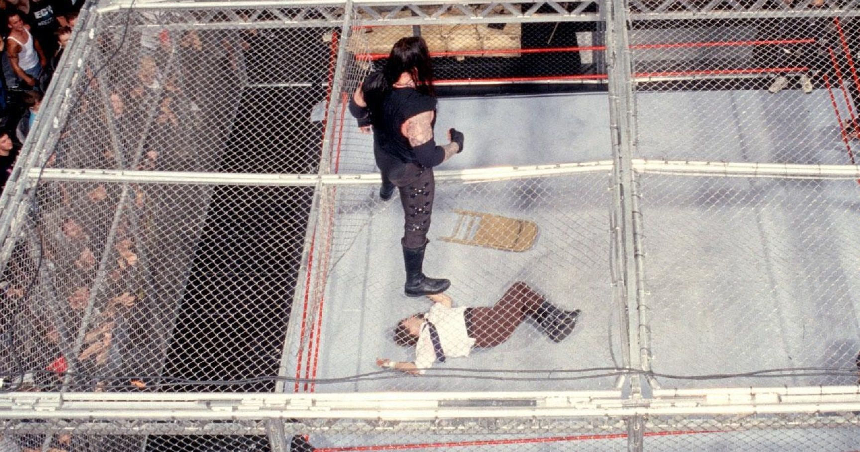 Top 15 Craziest Matches in WWE History | TheSportster