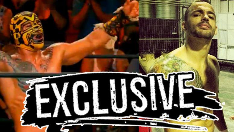 Prince Puma ricochet lucha underground talk request season 2