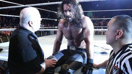 rollins seth injured wwe wrestling survivor series hurt
