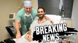 rollins seth surgery knee wwe injured wrestling acl
