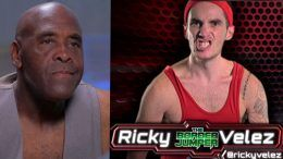 virgil racist wrestler nightly show comedy central video