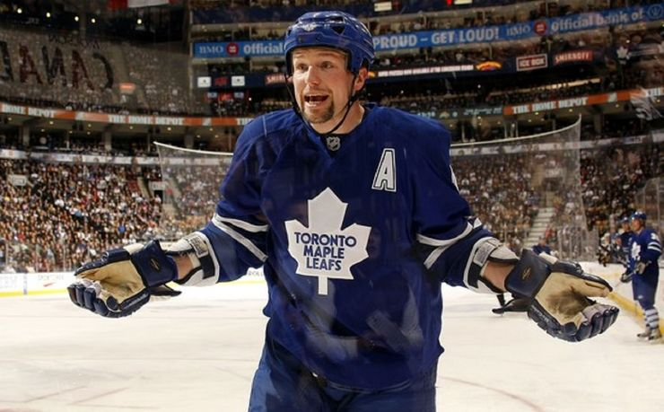 Top 15 Toronto Maple Leafs Players Who Were Hated By Their Own Fans