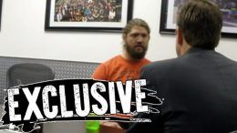 Cal Bishop wwe breaking ground release surprised caught off guard nxt
