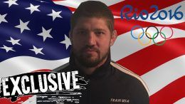 Cal Bishop Olympics nxt release breaking ground wwe reality show rio games