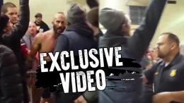 tommaso ciampa fan ejected video nxt wrestling