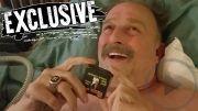 jake roberts the snake didnt relapse sober bizarre video bray wyatt wwe wrestling hall of fame