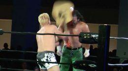Matt Hardy guitar stitches jeff jarrett wrestling wrestlecade video