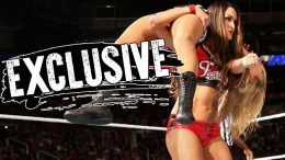 rack attack nikki bella injured injury rehab months away mri wrestling wwe