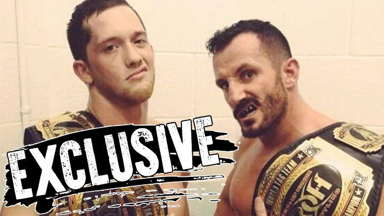 ReDRagon kyle o'reilly bobby fish roh contract negotiating wwe tna wrestling