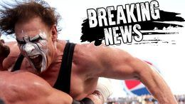 Sting neck Surgery confirm wwe night of champions wrestling ric flair woo nation