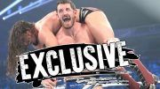Wade Barrett wwe injury nerve neck stinger raw tlc disappearance
