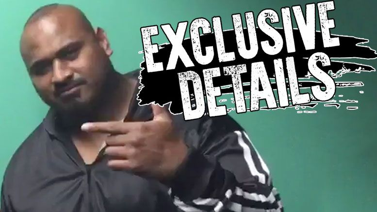 Bad Luck Fale NJPW wwe bullet club contract wrestling