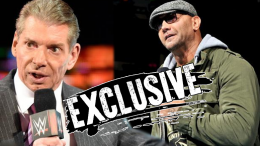 dave bautista wwe wrestlemania vince mcmahon meeting guardians of the galaxy sequel