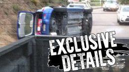 Chuck Palumbo car wreck save hero samaritan wwe wcw wrestler wrestling