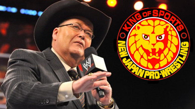 njpw jim ross axs tv announcer contract deal offer wwe wrestling new japan pro good ole jr