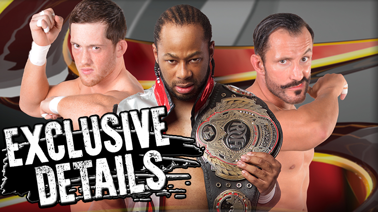 jay lethal new contract ring of honor redragon kyle oreilly bobby fish wrestling roh