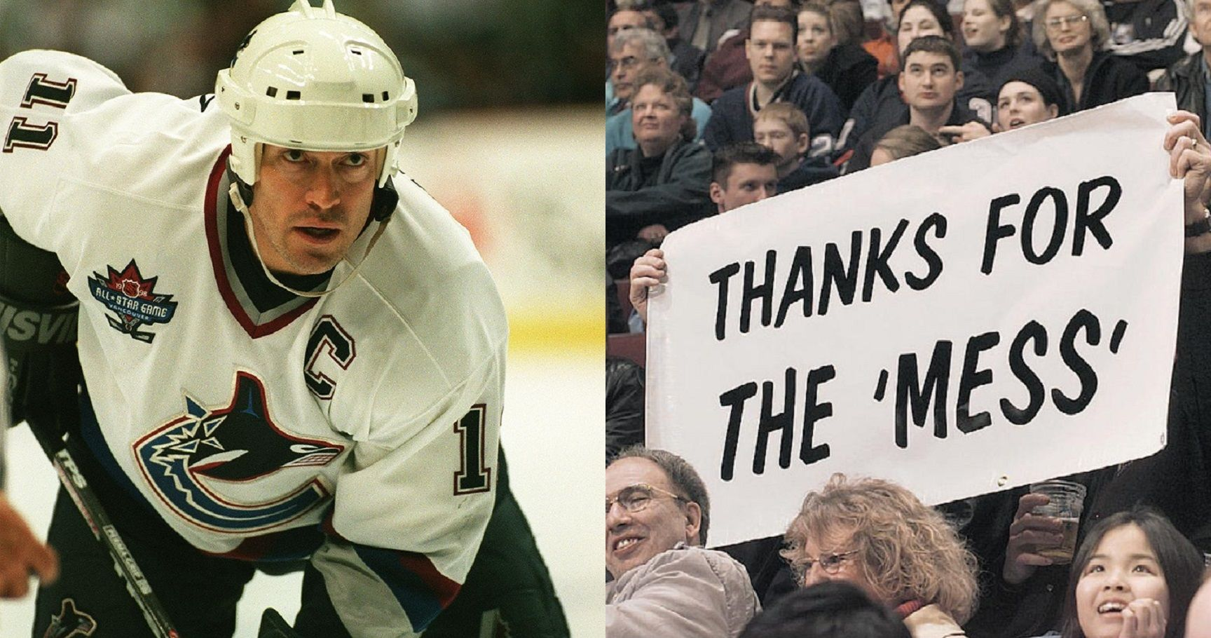 aa361830b Top 15 Reasons Vancouver Canucks Fans Hate Mark Messier