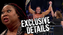 awesome kong released fired tna wrestling reby sky matt hardy fight backstage uk