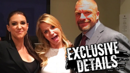 Michelle Beadle Raw hhh triple h stephanie wwe made amends mayweather wrestling espn