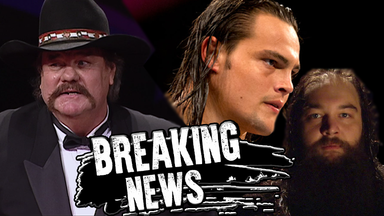 blackjack mulligan bray wyatt bo dallas missing raw blood clots hospitalized wwe wrestling