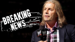 Bret Hart prostate cancer battle surgery wwe wrestling legend hall of fame
