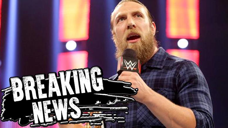 Daniel Bryan retired retirement wwe wrestling bryan danielson