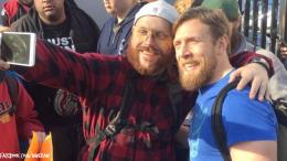Daniel Bryan Arrives RAW retirement speech wwe wrestling bryan danielson injured injury