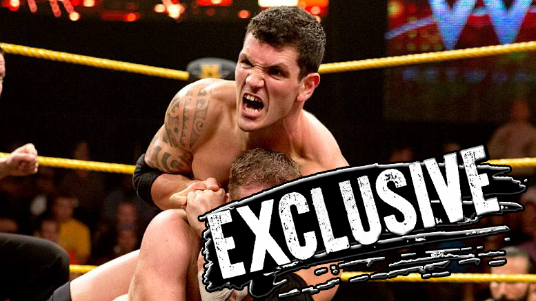 Marcus Louis released nxt book published wrestler wwe sci-fi