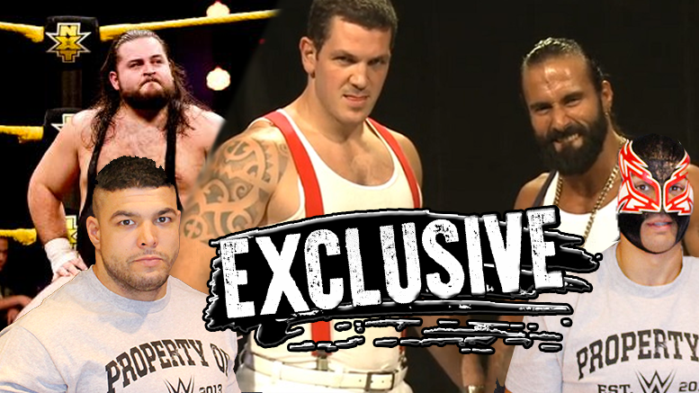 bull dempsey released fired marcus louis sylvester lefort magno nxt wrestling wwe