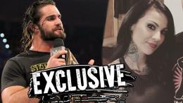 Seth rollins zahra schreiber broken up not dating wwe wrestling wrestling nxt