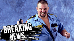 Big Bossman wwe hall of fame wrestling wrestlemania induction