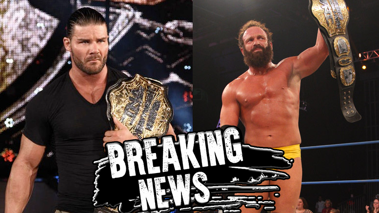 Bobby Roode eric young request release tna granted done