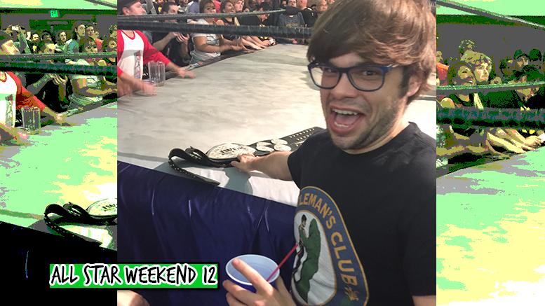 Charlie saxton wrestling training wrestler cooper barrett