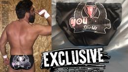 Joey Ryan youporn trunks gear wrestling