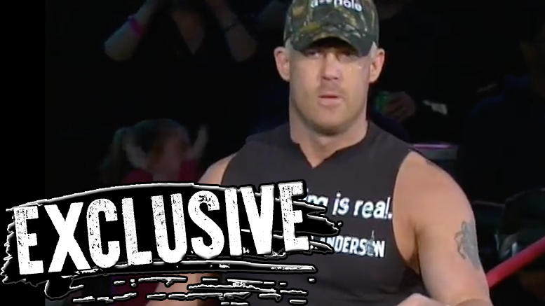 ken anderson mr kennedy fired under the influence tna wrestling impact