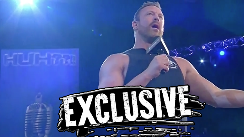 anderson push tna fired released drug test huh segment interview