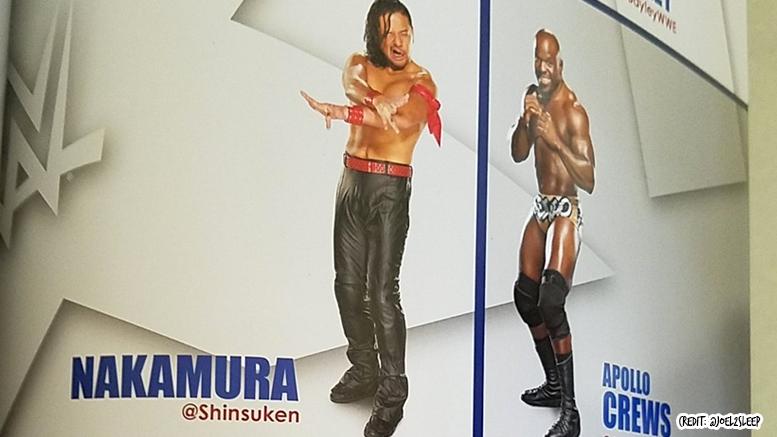 Nakamura shinsuke wwe nxt takeover dallas wrestling name change