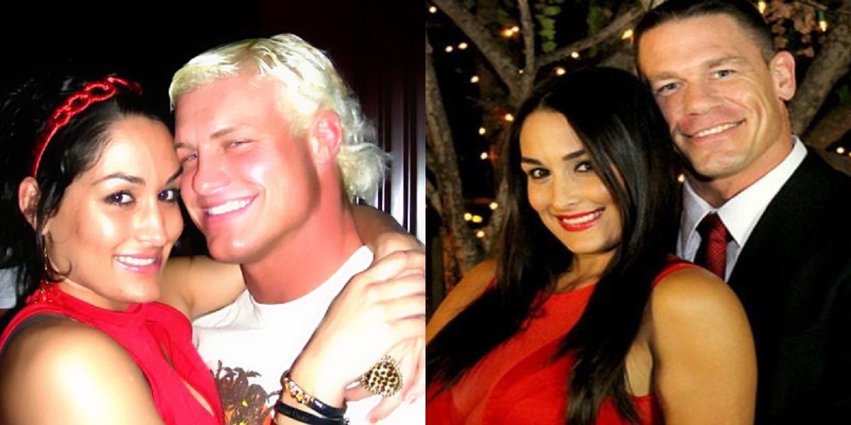 Who is aj lee really dating