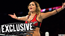 Nikki Bella No tCleared wwe return total divas wrestlemania