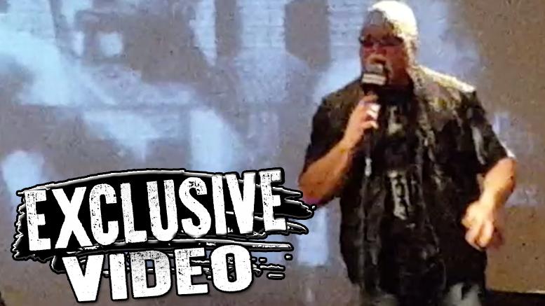 scott steiner hulk hogan video blast gawker win wwe wrestling